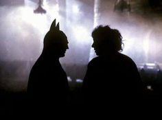 Batman and Tim Burton