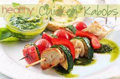 Healthy Chicken Kabobs Recipe