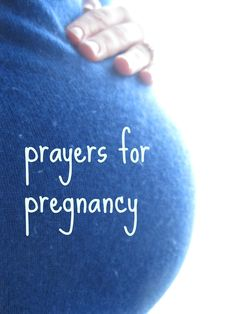Whether you're trying to conceive, struggling with praying, waiting for baby to arrive or praying for a loved one in labor, these prayers for pregnancy will
