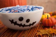 Fair Trade Your Halloween with Equal Exchange organic milk chocolate or dark chocolate minis!