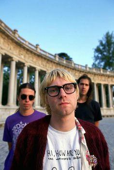 Kurt cobain-Nirvana