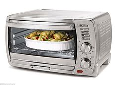 Oster TSSTTVSKBT Brushed Stainless Steel 6-Slice Toaster Oven, 220V (Not for USA) >>> Check out this great product.
