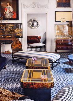 VINTAGE & CHIC: decoración vintage para tu casa · vintage home decor: La casa de las antigüedades [] The house of antiques