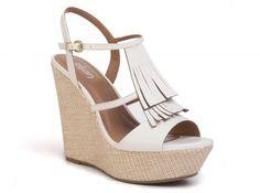 ZILIAN :: Loja Online | sapatos :: SPRING SUMMER :: Sandálias em pele off white