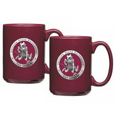 Arizona State Sun Devils Coffee Mug Set of 2