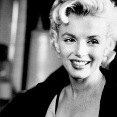 Marilyn by Hand Knopf in February 1956.