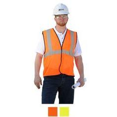 4d625449ed9 OccuNomix ANSI Class 2 Economy Mesh Safety Vest - ECO-GC