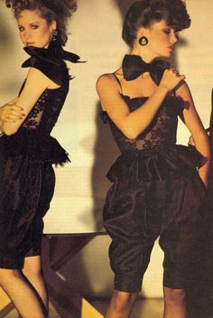 Rosie Vela with Kelly Le Brock