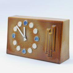 Zegar ceramiczny, Czechosłowacja, lata 70. | Ceramic clock, Czechoslovakia, 70s | buy on Patyna.pl #Ceramics #clock #70s #1970s #Czechoslovakia #mechanical #retro #vintage #vintagefinds #decoration #home #Inspiration #Tresor Electronics Gadgets, 1970s, Retro Vintage, Clock, Ceramics, Inspiration, Home Decor, Electronic Devices, Watch