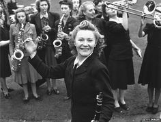 Band leader Ivy Benson was as famous in the 1940s as Glenn Miller and Dame Vera Lynn, yet her name has not lived on in the public consciousness. Former Spice Girl, Melanie C, wants to make sure her legacy is remembered by a new generation.  Ivy Benson and her band