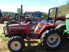 Massey Ferguson 1145 tractor salvaged for used parts. Millions of new, rebuilt and used parts in our 7 huge salvage yards. For parts call 877-530-4430 or http://www.TractorPartsASAP.com