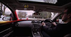Jaguar Land Rover développe 'Bike Sense', un système pour signaler la présence des deux-roues