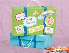 Amazing Craft Ideas from Scholastic.com