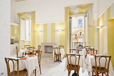 Relais Maddalena Camere In Roma - The breakfast room!
