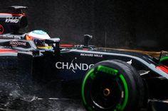 マクラーレン・ホンダ:2016年 シルバーストーン公式テスト 1日目レポート  [F1 / Formula 1]