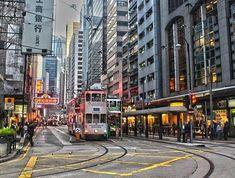 Hong Kong Tramways - An Iconic Hong Kong Attraction