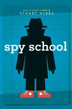 Great Books for Boys - Spy School