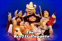 The puppets on the Barbara Mandrell show