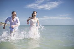 Vili es Márti - Tengerparti Esküvő | Florida, USA