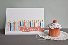 why not surprise a friend or colleague with this cute gift set?! - Vicky Hayes
