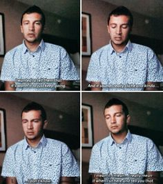 I don't want to say the whole cliche, this band is amazing, he's such a good singer blah blah blah. But Tyler Joseph of Twenty One Pilots is the type of guy that writes from the heart, and he writes songs to you. Not for fame or anything but so you will listen and hear what he is trying to say to you through lyrics. He is a truly amazing human being. |-/