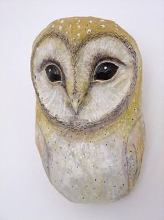 My Owl Barn: Emily Warren: Papier Mache Animals