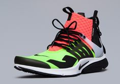 The ACRONYM Nike Presto Mid Collection dropped in Berlin this past Thursday but we're still waiting on a stateside release. View all 3 colorways here: