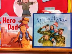 Children's Books - Veteran's Day