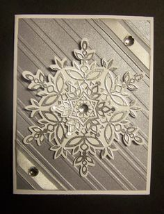 stampin up festive flurry stamp set - Google Search