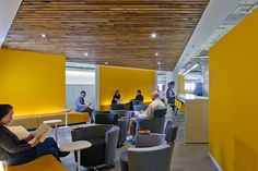 In a new study, design firm Gensler finds workers need a variety of work environments to maximize productivity and job satisfaction