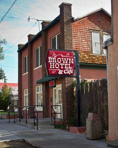 The Brown Hotel Springer Nm