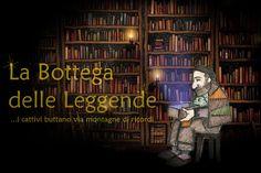 LA BOTTEGA DELLE LEGGENDE. Dal 28 Gennaio 2017 al Teatro Il Pozzo e Il Pendolo - Piazza San Domenico Maggiore. Napoli