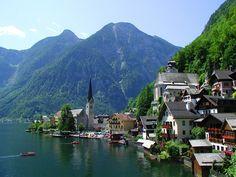 Hallstatt-Austria-mejores-paises-para-los-turistas