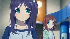 Chisaki and Manaka        ~Nagi no Asukara