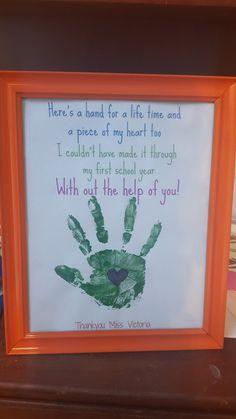 Last day of school gift for teacher