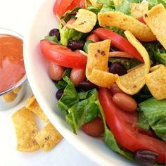 Spicy Tex-Mex Salad - Allrecipes.com