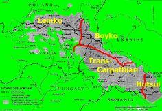Carpatho-Rusyn Homeland