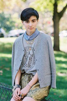 (via Vanessa Jackman: Paris Fashion Week SS 2013….Anne-Catherine)