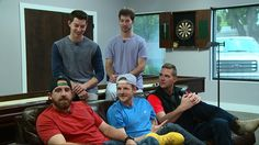 awesome How 'Dude Perfect' Pulls Off Epic Trick Shots | Nightline | ABC News