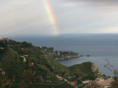 """View from Taormina country-side """"Matrissa"""""""