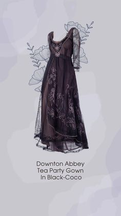 Party Gowns, Wedding Gowns, Vintage Inspired Dresses, Downton Abbey, Tea Party, Vintage Fashion, Romantic, Bridal, Women