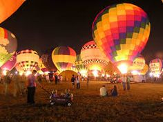 New Traditions  /  Skipah's Realm / Kentucky Derby Balloon Glow
