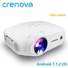 LED Projector For Full HD Video Projector Android OS Keystone Correction: Manual Correction Model Number: XPE 498 XPE Contrast Ratio: Distance: Home Theater Projector: yes Type: Digital Projector Portable: Yes Zoom: x 2 Optical Resolution: Screen Scale Led Projector, Projector Price, Portable Projector, Android, Usb, Full Hd 4k, Wifi, Tv Box, At Home Movie Theater