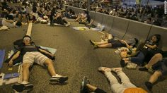 Who's who in the Hong Kong protests? - CNN #HongKong, #Protests