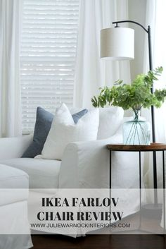 I have been dying to share with you guys my new ikea farlov