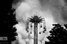Tra le nuvole, una giostra a Londra by Francesca Ferrari on 500px