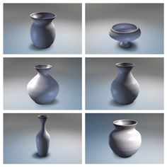 Create virtual pots for teaching and learning in Visual Arts www.ipadartroom.com