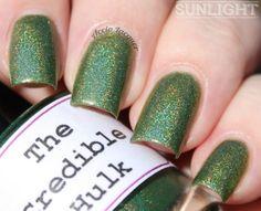 lynbdesigns the credible hulk  $6