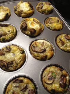 South beach diet phase 1 breakfast muffins