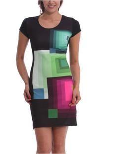 desigual dress...in my armchair